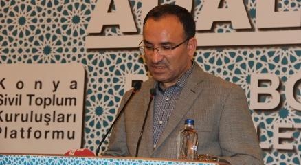 Bozdağ: Bu devletin sigortası Aziz Türk milleti haberi