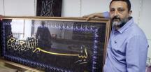 Kuyum ustasından Çamlıca Camii'ne dev eser
