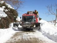 Rize'de Böbrek hastası kar ambulansıyla kurtarıldı