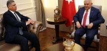 Başbakan Yıldırım'dan Türkmenlere Kerkük mesajı