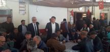 CHP'li vekili kahvehane ziyaretinde kimse takmadı
