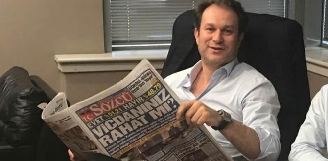 Alman basınına konuştu! Türkiye'ye dönmeyecek