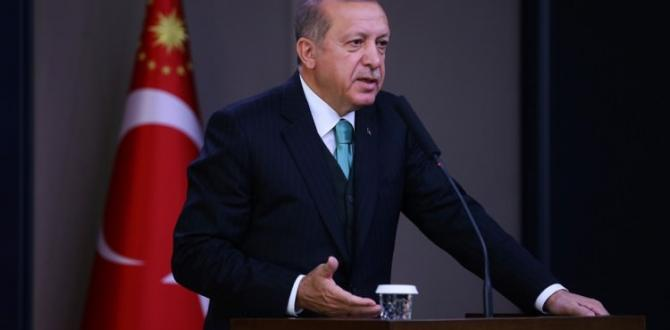 Erdoğan'dan Kavurmacı sorusuna yanıt