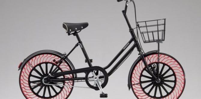 Japonlardan sıradışı bisiklet!