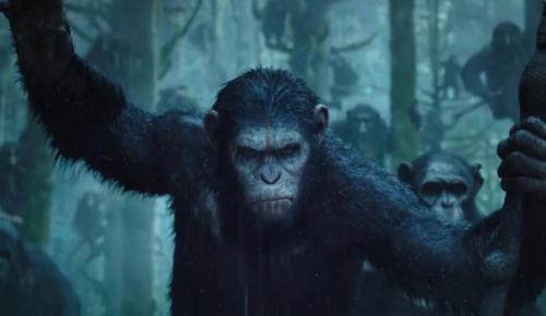 Maymunlar Cehennemi 3'ten yeni fragman yayınlandı