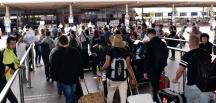 Nisan'da Antalya'ya gelen Rus turist sayısında artış