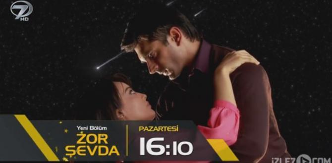 Zor Sevda 6.bölümü Kanal 7'den izle! Zoya kararını veriyor…