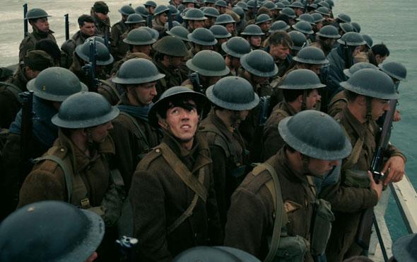 Dunkirk filmi fragmanı – Sinemalarda bu hafta