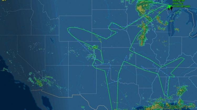 Dünya bu pilotu konuşuyor
