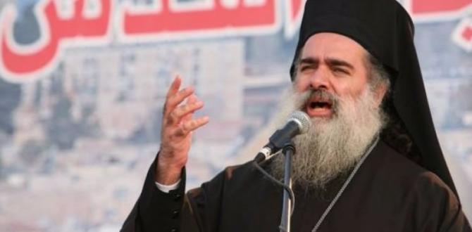 Başpiskopos da Yahudileri yalnız bıraktı