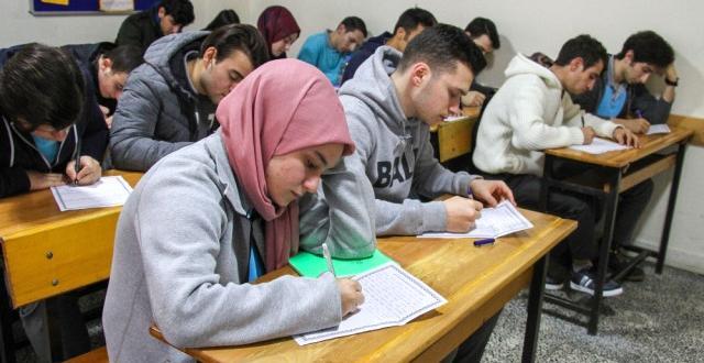 Afrin deki Mehmetçiğe Öğrencilerden Moral Mektubu
