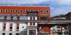 Recep Tayyip Erdoğan Üniversitesi Geçici İşçi Alacak