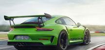 Tüm zamanların en güçlüsü: 2018 Porsche 911 GT3 RS