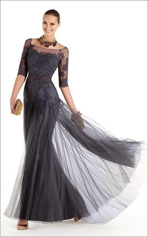 Yeni Sezon Inanılmaz Model Abiye Elbiseler