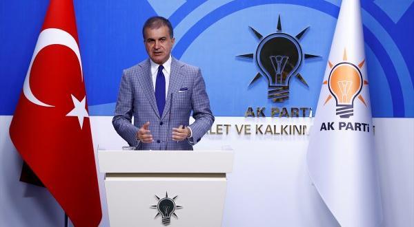 AK Parti Sözcüsü Çelik: Avrupa'nın DAEŞ'i bu fazla sağdır