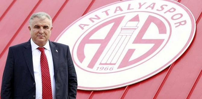 Antalyaspor 'da Büyük Yer Sarsıntısı!