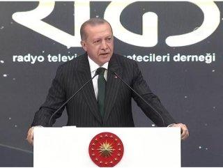 Başkan Erdoğan: Bizi tehditlerle yıldıramazlar
