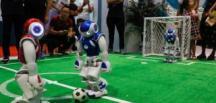 Çin'de üstün yetenekli robotlar tanıtıldı