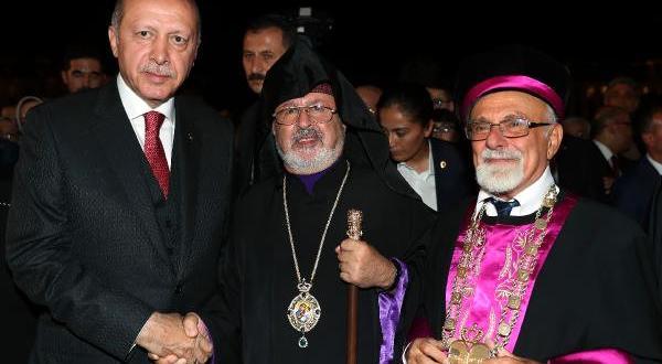 Cumhurbaşkanı Erdoğan: Kendi Yolunda Kararlılıkla İlerleyen Bir Türkiye'de Yaşıyoruz/ Ek Fotoğraflar