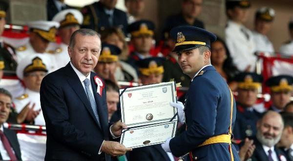 Cumhurbaşkanı Erdoğan: Ordumuzun Yerli ve Milli Vasfını Güçlendireceğiz/ Fotoğraflar
