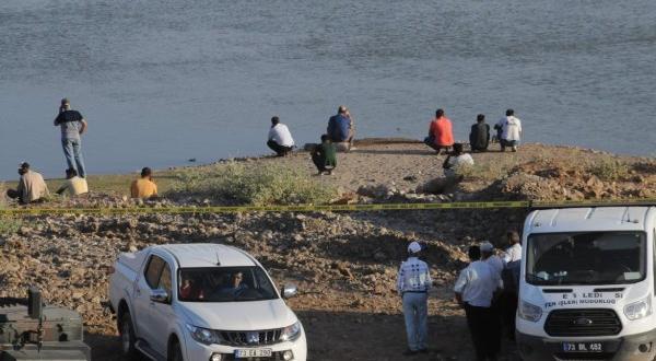 Dicle Nehri 'ne giren 2 işçi kayboldu