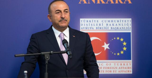 Dışişleri Bakanı Çavuşoğlu'ndan, AB Ülkelerine Terör Çağrısı: İşbirliği Bekliyoruz
