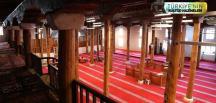 Dünya mirası Sivrihisar Yüce Cami 786 yıldır kıyamda