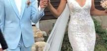 Erkan Kolçak Köstendil-Cansu Tosun evlendi