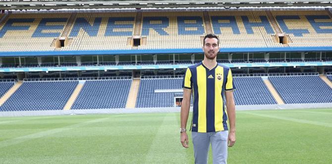 Fenerbahçe Harun Tekin 'i Açıkladı!