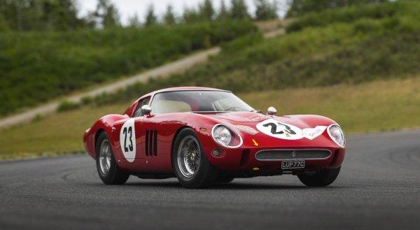 Ferrari 250 GTO 48 milyon dolara satıldı