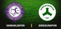 Giresunspor Başkent Deplasmanında!
