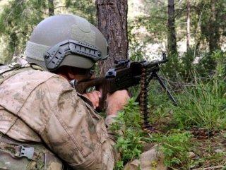 Hatay'da vatandaşları rehin bölge teröristler öldürüldü