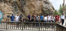 İvriz Kaya Anıtı'na yoğun ilgi