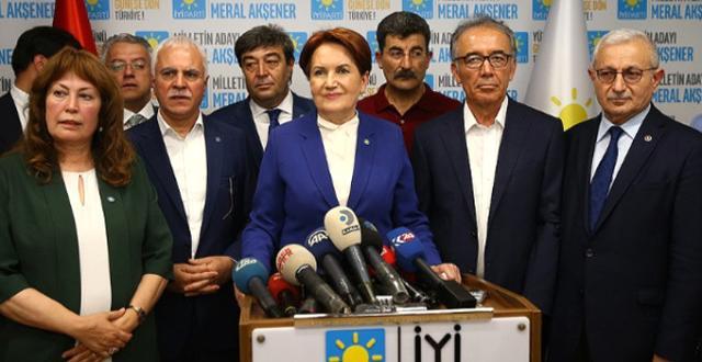 İYİ Parti'den İl Başkanlarına İstifa Çağrısı: Yönetimlerinizle Birlikte İstifa Edin
