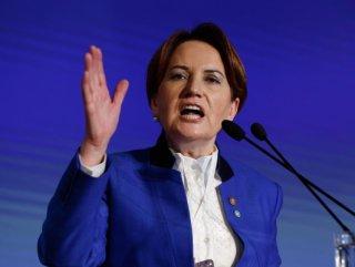 İyi Parti temsilci istifa etti Meral Akşener tepki gösterdi
