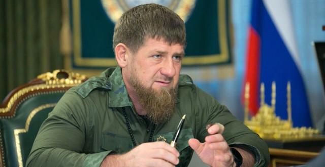 Kadirov, Suriye'deki Çocukları Geri Getirmek İçin Alıştırma Başlatıyor