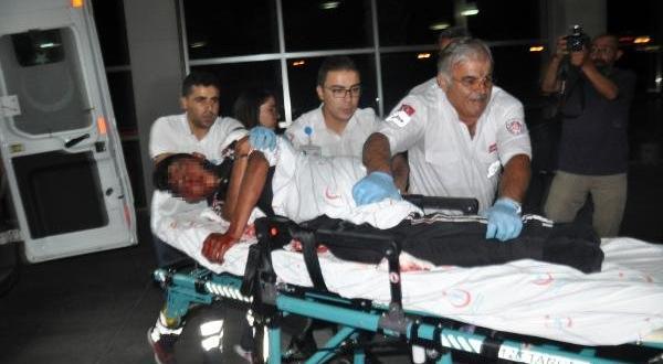 Karaman'da çocuk parkına silahlı atak: 3 zarar görmüş