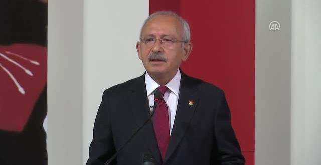 Kılıçdaroğlu: 'Güçler Ayrılığı Yahut O Ülkede Demokrasi Yoktur'