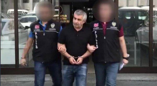 Kırmızı bültenle aranan mafya lideri İstanbul'da yakaland