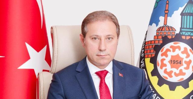 Konesob Başkanı Karabacak: 'Şanlı Zaferimiz Kutlu Olsun'