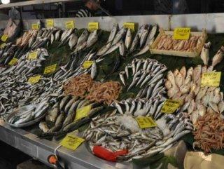Kurban Bayramı'nda ete doyanlar balığa yöneldi