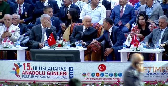 MHP Lideri Bahçeli: 'Türkiye'yi Teslim Almaya Güçleri De, Takatleri de Yetmeyecektir'