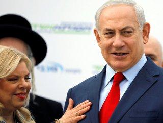 Netanyahu ailesine sus payı suçlaması