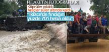 Ordu'daki sel felaketinde uyarı çeken teferruat