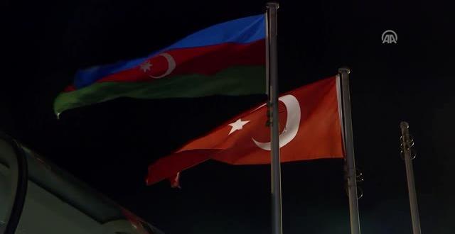 TBMM Başkanı Yıldırım, Azerbaycan'da