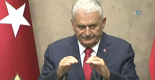 TBMM Başkanı Yıldırım'dan Meclis İç Tüzüğü'ne İlişkin Yorumlama