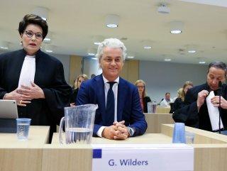 Wilders, Hz. Muhammed konulu yarışmayı iptal etti