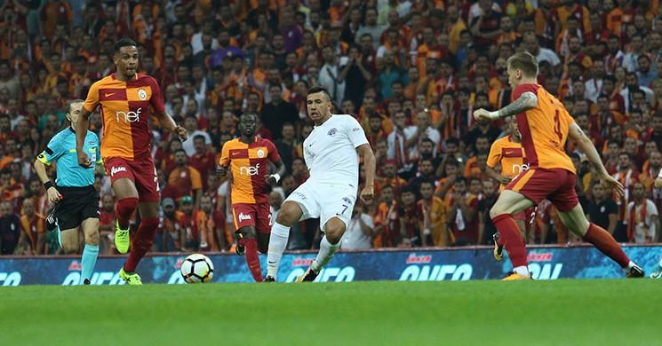 5. Haftanın Perdesi Türk Telekom Stadı'nda Açılıyor! Galatasaray'ın Konuğu Kasımpaşa
