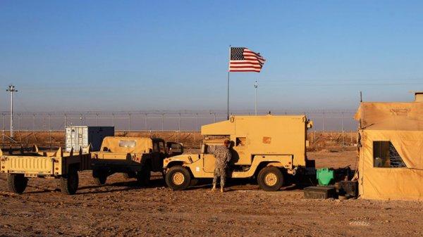 ABD Suriye'deki askeri varlığını artırıyor