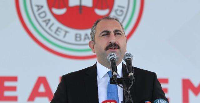 Adalet Bakanı Gül: 'Darbecilere Selam Duran Bir Yargı ve Demokrasi, Bir Adalet Anlayışı Geride…